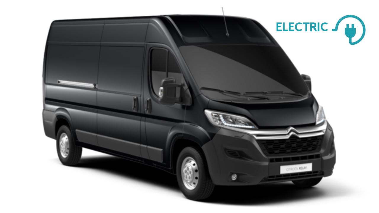 Citroën ë-Relay Van