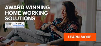 Award-winning home working solutions