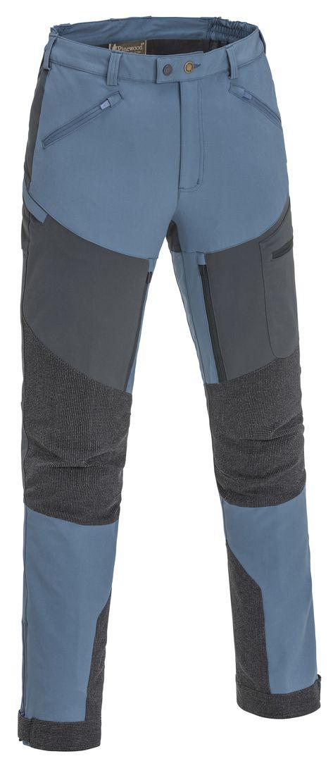 5400 - Pinewood Dog Sports Lappmark Ultra Herrenhose, Blue/Grey Gr. 1xC46