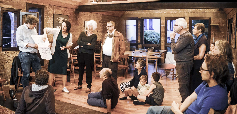DeWasserij: cohousing, een groep en een plek