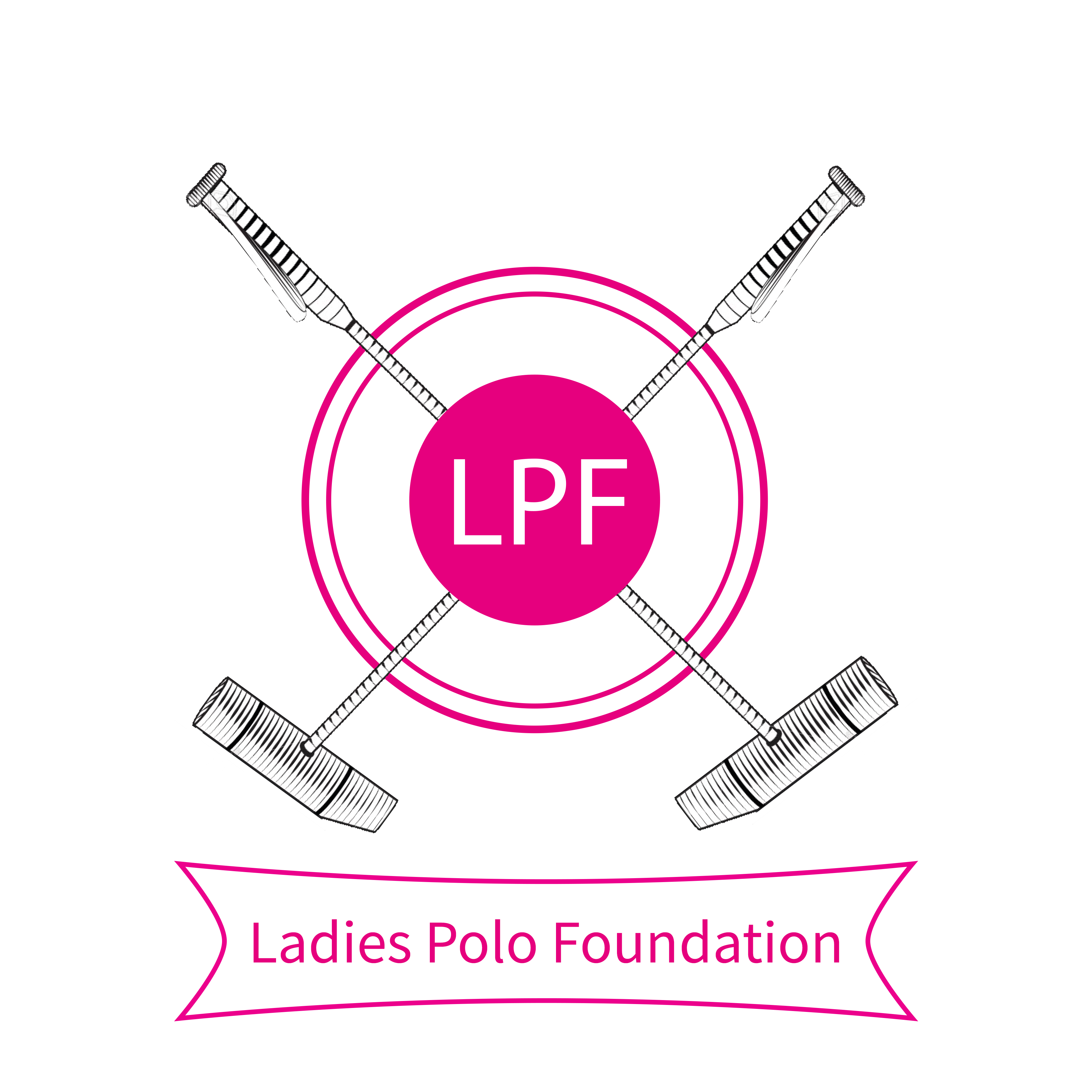 Ladies Polo Foundation Logo
