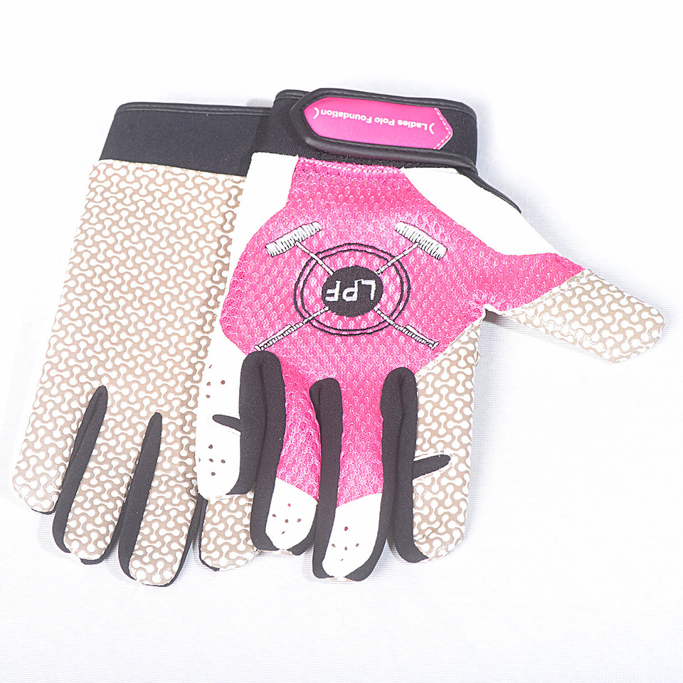 Playing Gloves - Ladies Polo Foundation