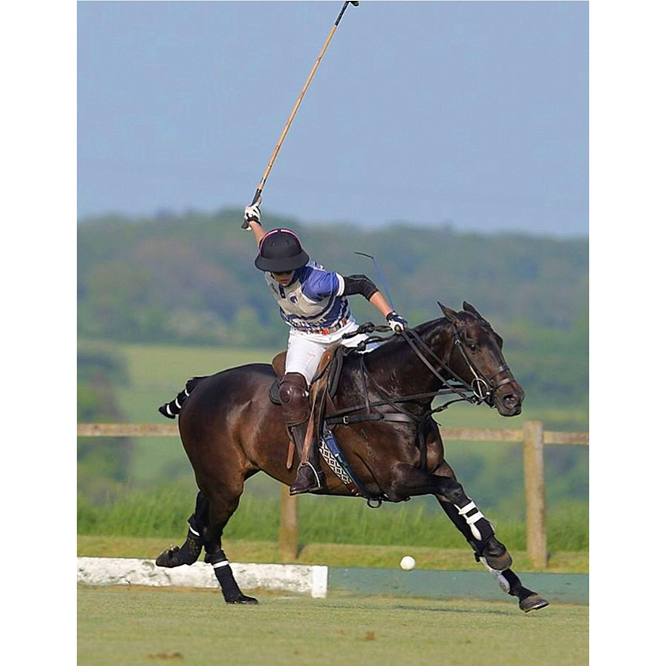 The Ladies Polo Foundation in action