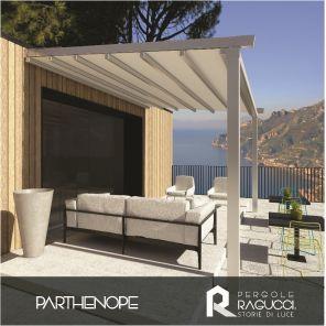 pour prolongez les soirées en terrasse ou vous protéger du soleil les PERGOLAS RAGGUCI Style Design et Robustesse