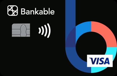 Bankable prepaid card