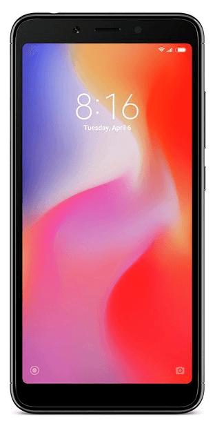 Xiaomi 6A smartphone