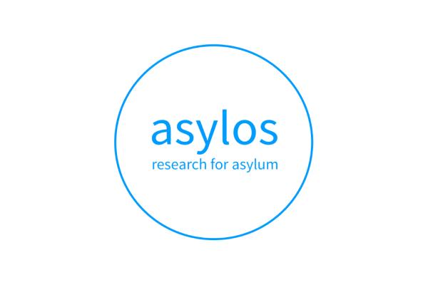 The logo for Asylos.