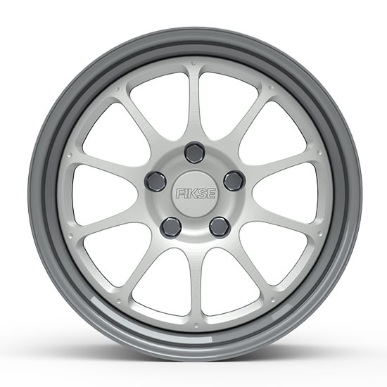 3-Piece BC Forged Wheel