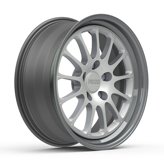 American 3-Piece Forged Wheel