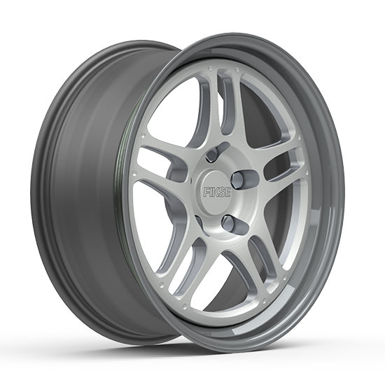 Custom Forged Wheels, Contour Daytona Tire