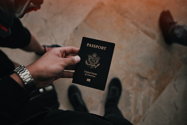 Change your name on your US Passport