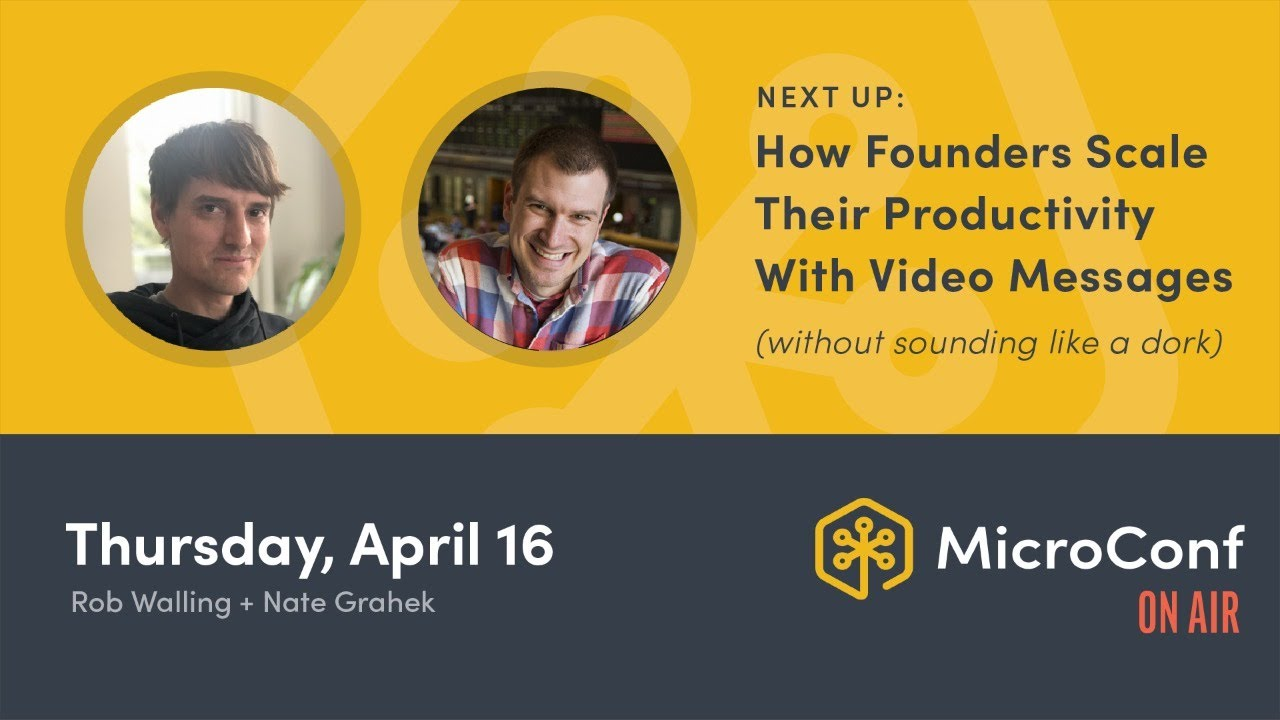 How Founders Scale their Productivity with Video Messages