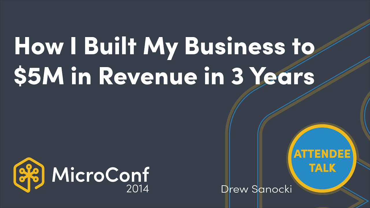 How I Built My Business to $5M in Revenue in 3 Years