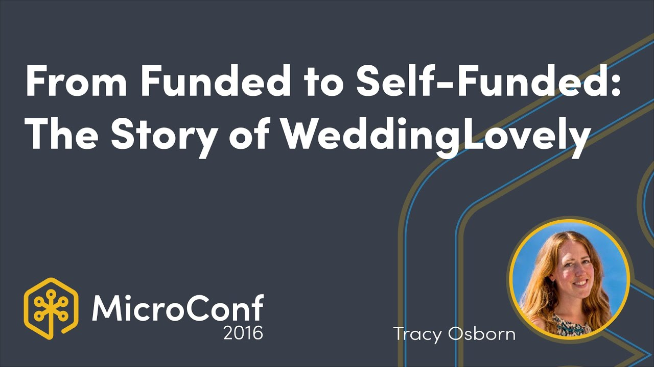 From Funded to Self Funded: The Story of WeddingLovely