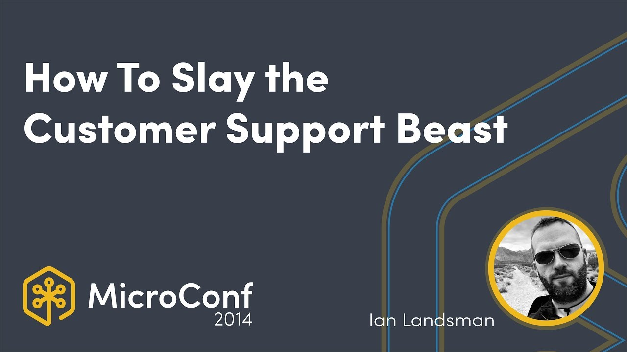 How To Slay the Customer Support Beast