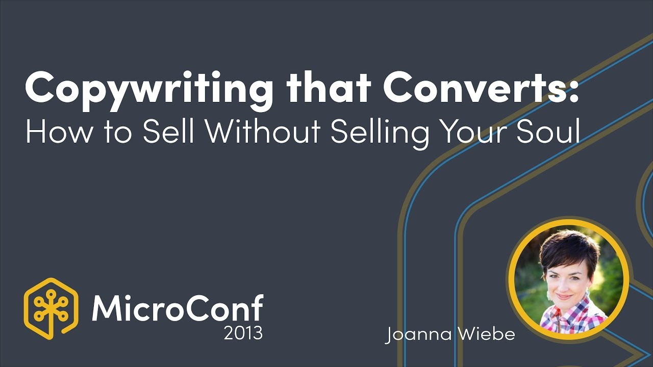 Copywriting that Converts: How to Sell Without Selling Your Soul