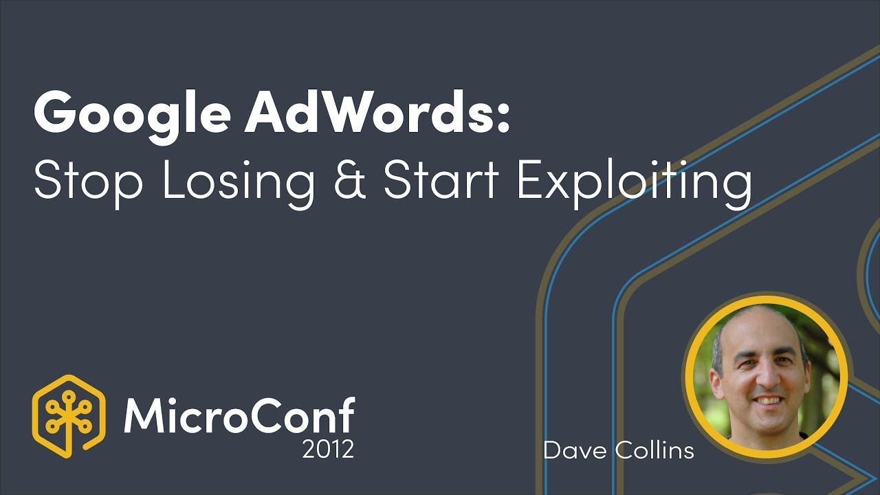 Google AdWords: Stop Losing & Start Exploiting Really