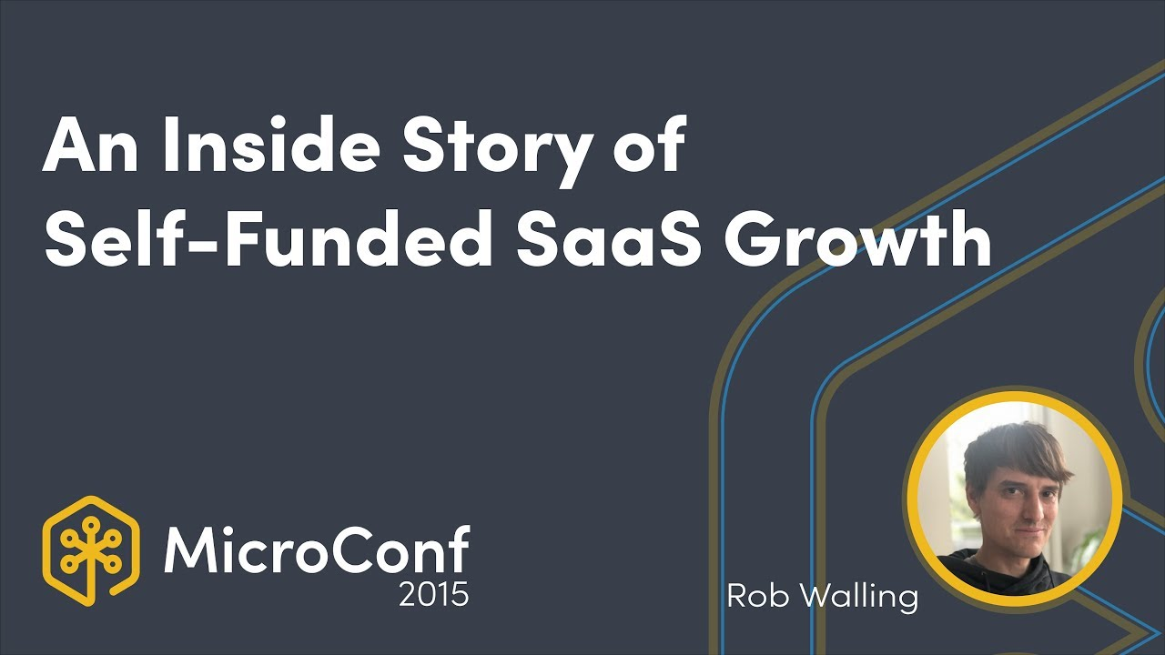 An Inside Story of Self Funded SaaS Growth