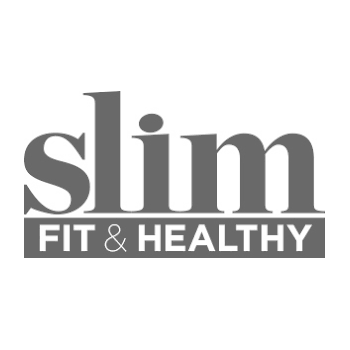 Slim Fit & Healthy Logo