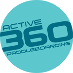 Active 360 Paddleboards Logo