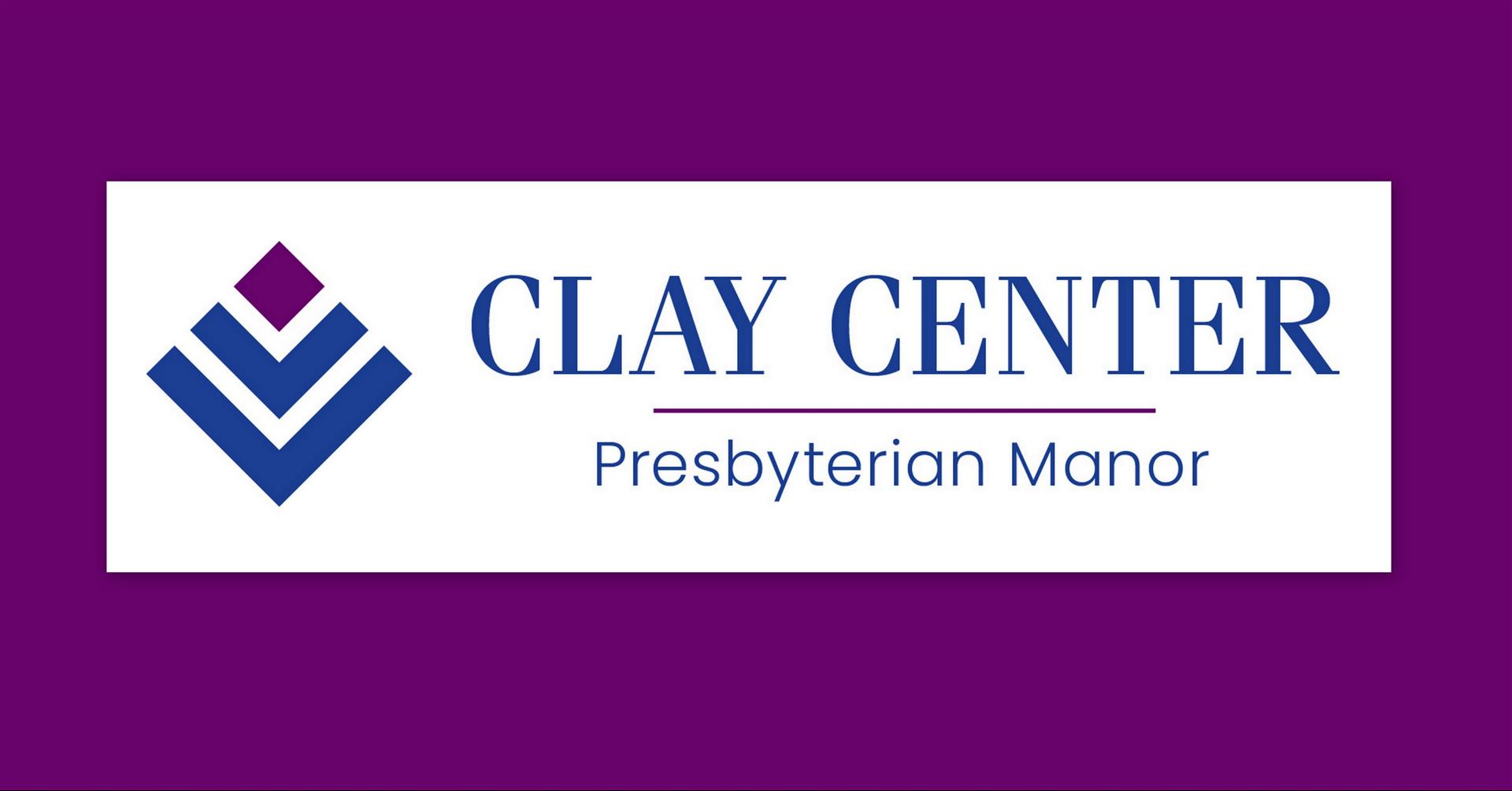 Clay Center Presbyterian Manor Logo