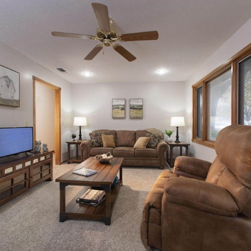 Independent Living Clay Center Presbyterian Manor Living Room