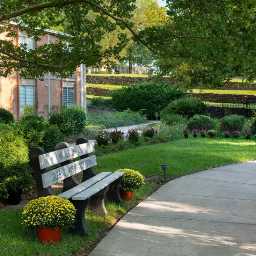 Assisted Living Clay Center Presbyterian Manor Lawn