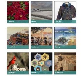 ART IS AGELESS®COMPETITION WINNERS