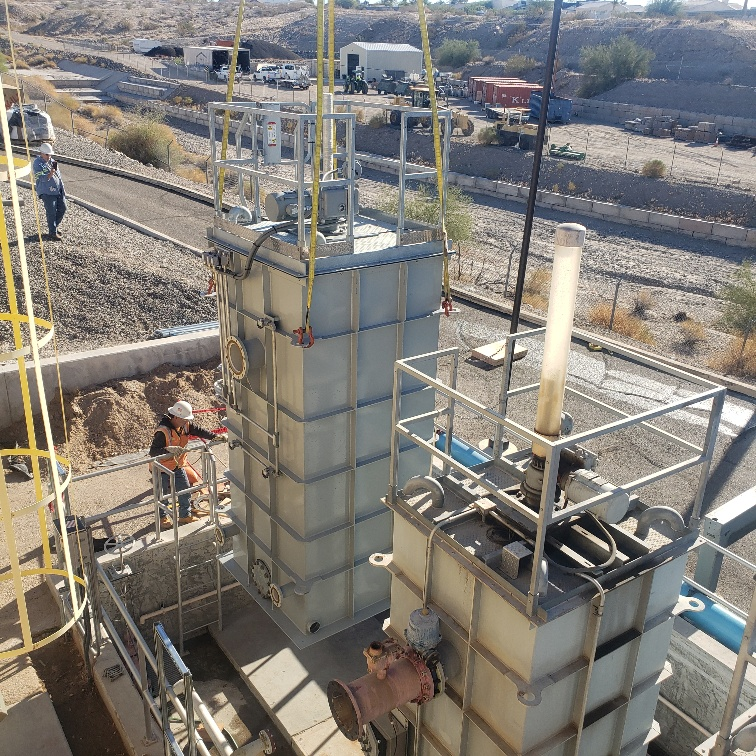 Water and Wastewater Processing