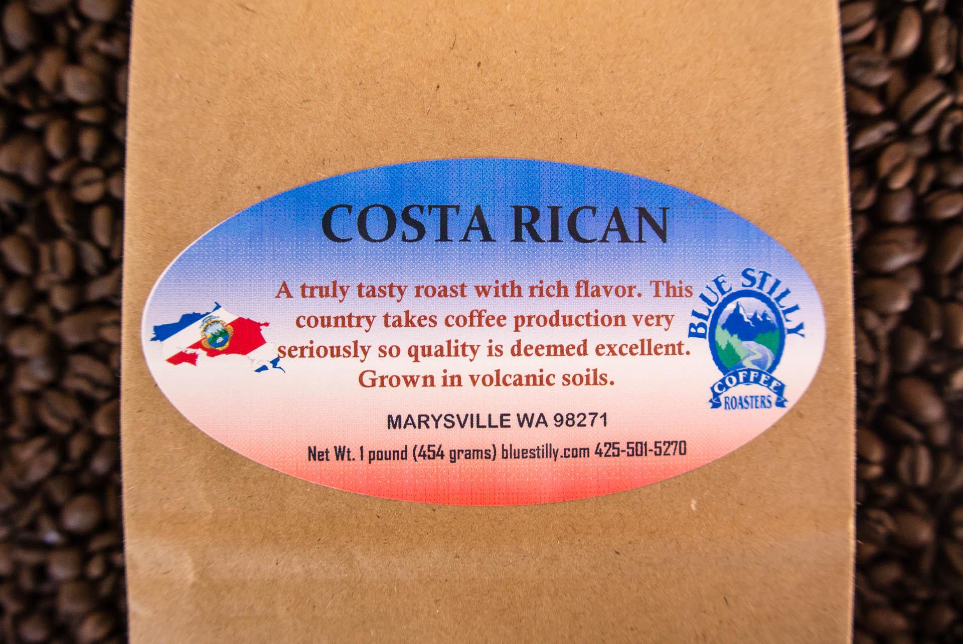 Costa Rican Terrazu