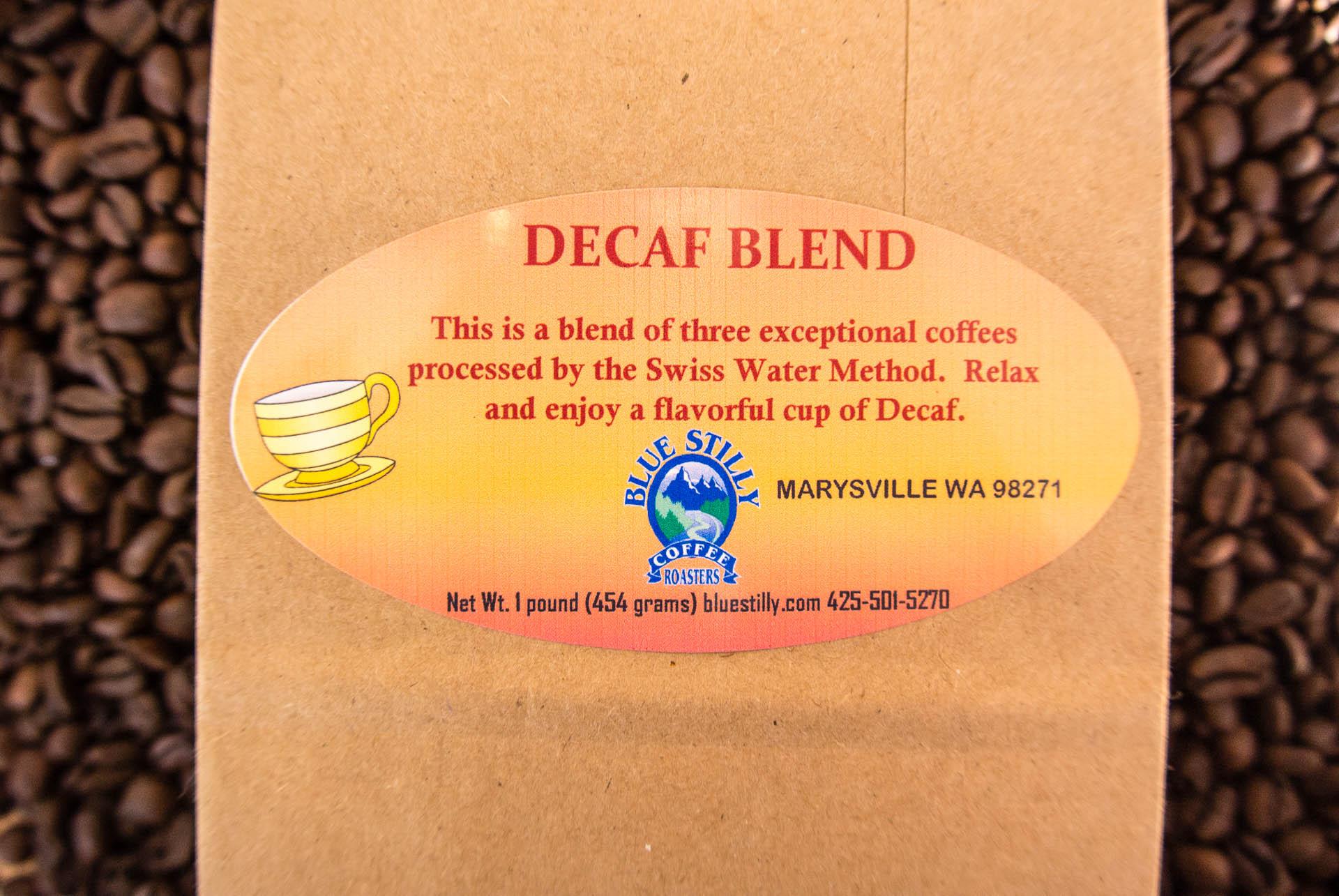 Decaf Blend