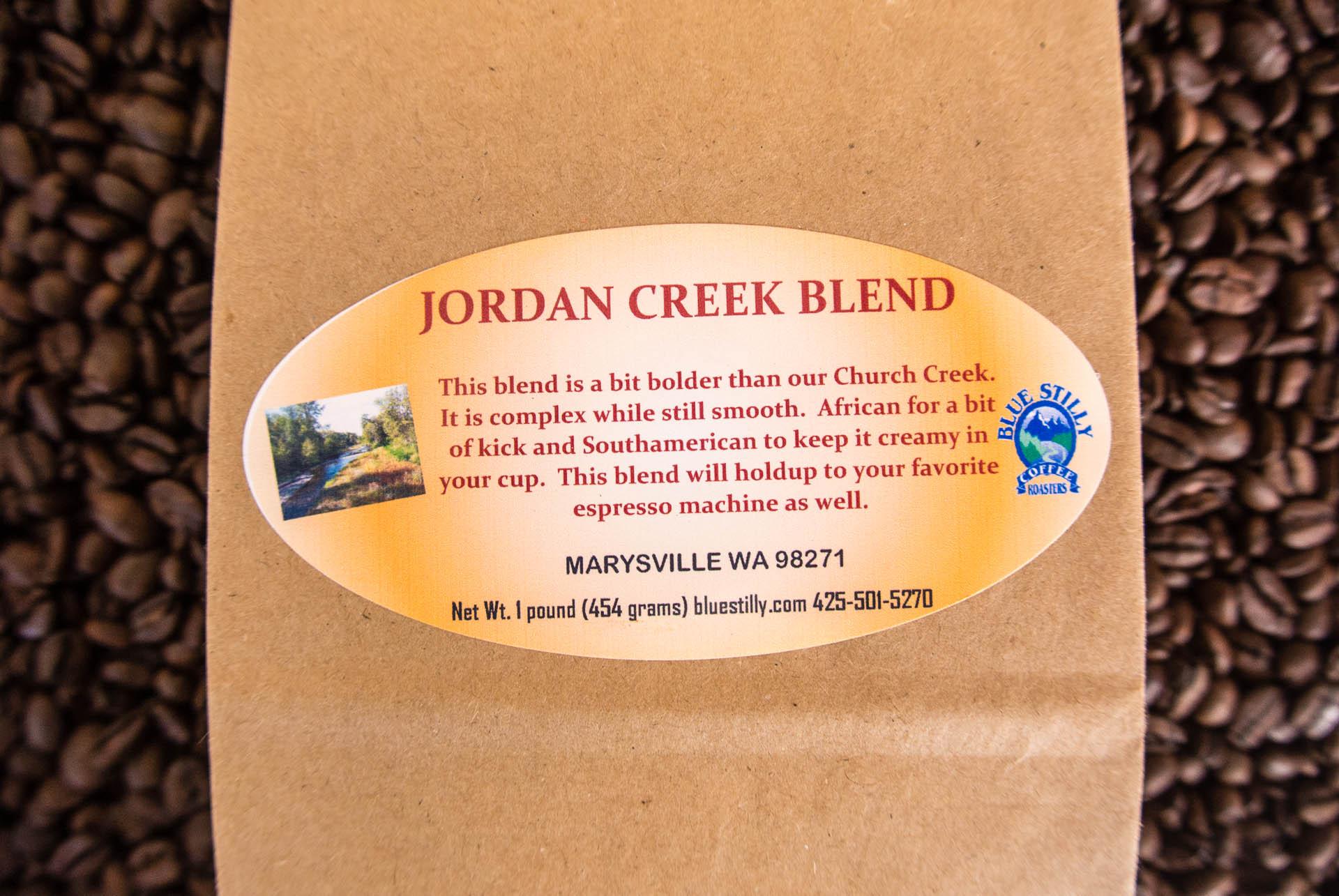 Jordan Creek Blend