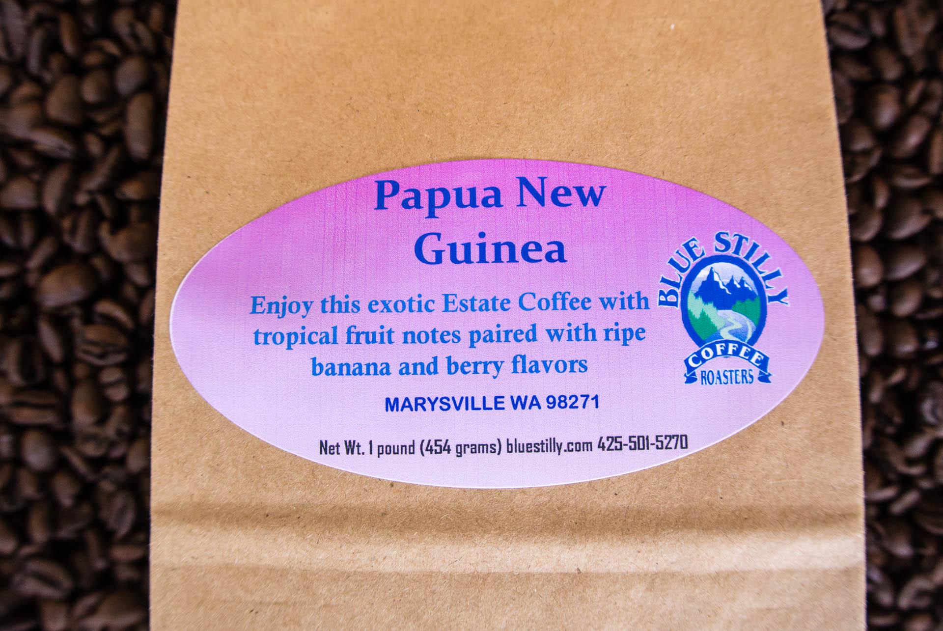 Paupa New Guinea