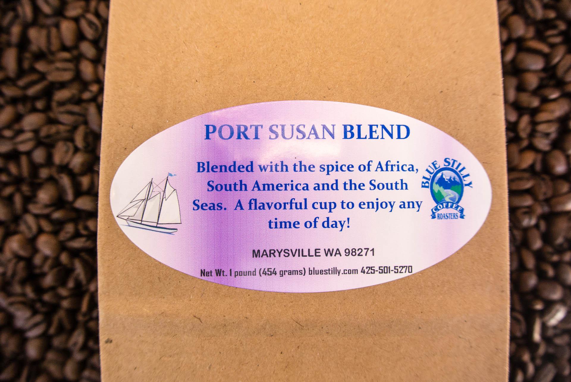 Port Susan Blend