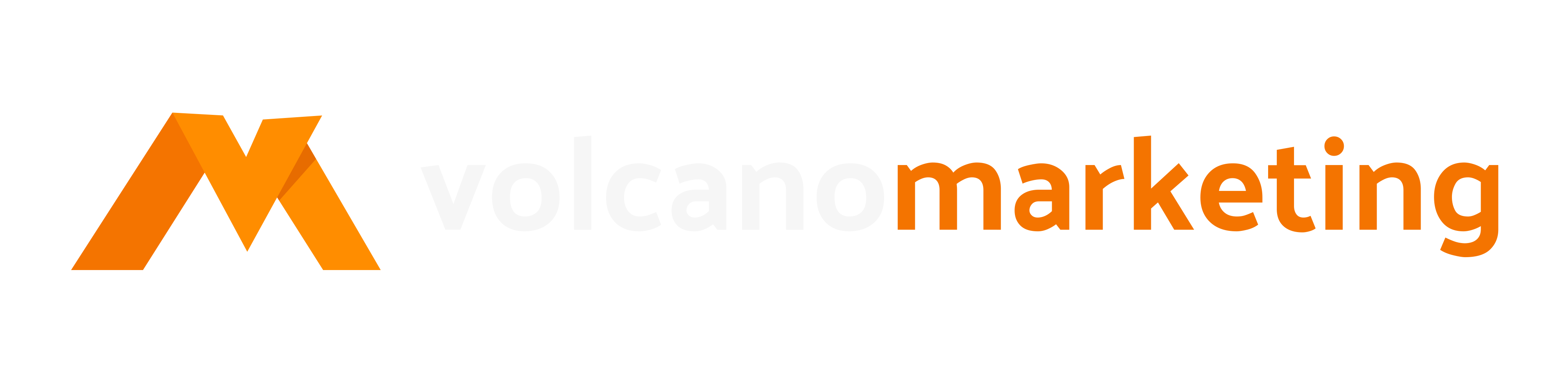 Volcano marketing logo