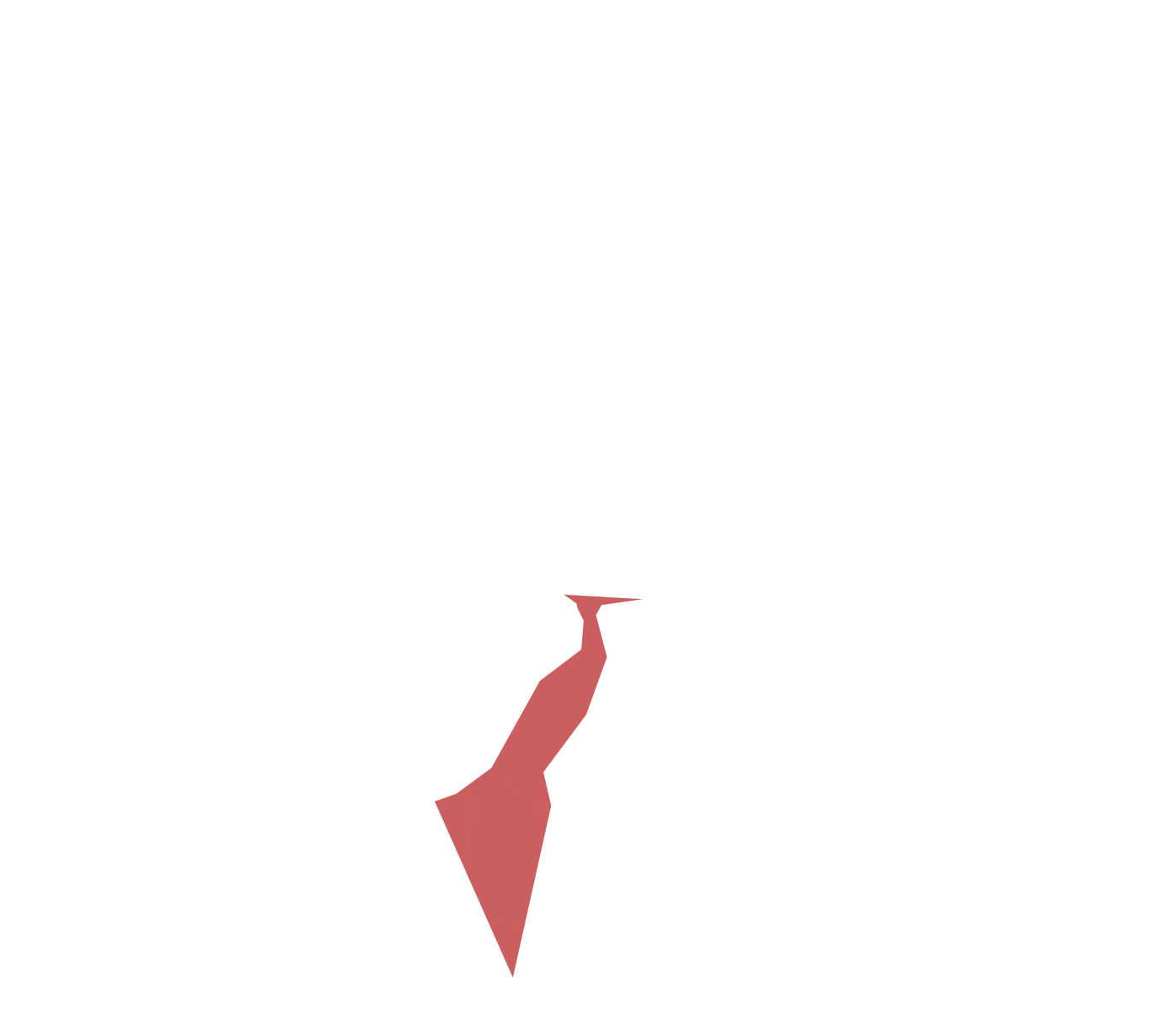 A volcano icon