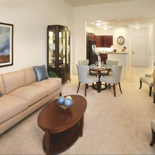 kirkwood independent living aberdeen heights sitting room
