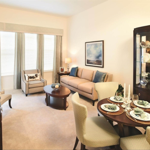 Independent Living Apartment in Kirkwood