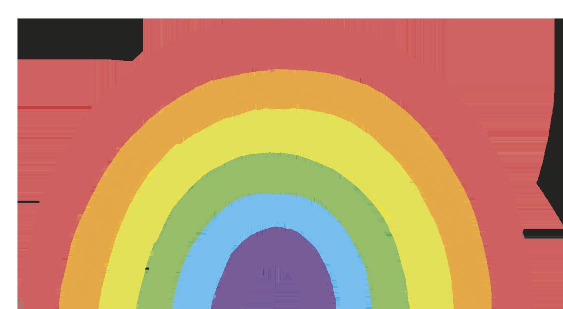 Asks for Masks Rainbow