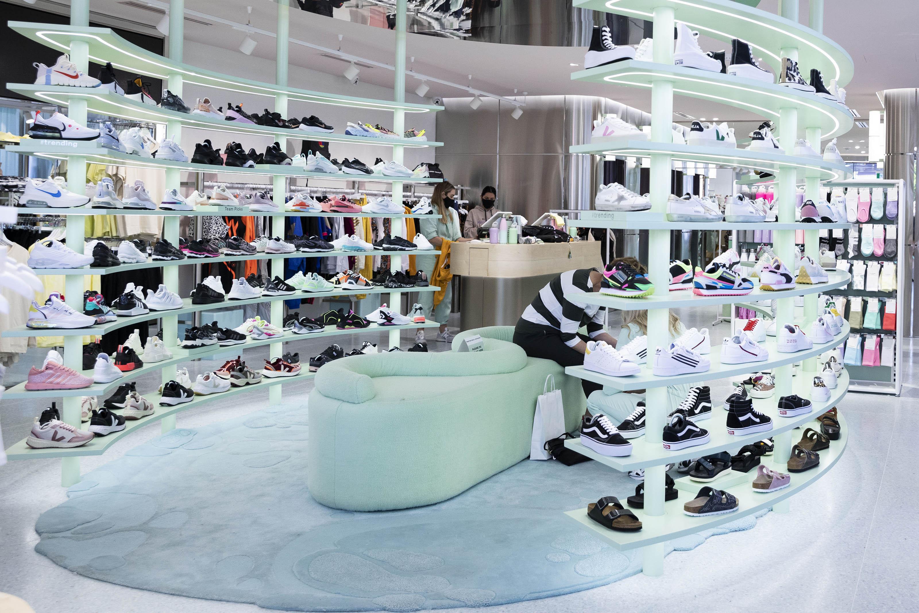 Stylerunner Armadale store interior design