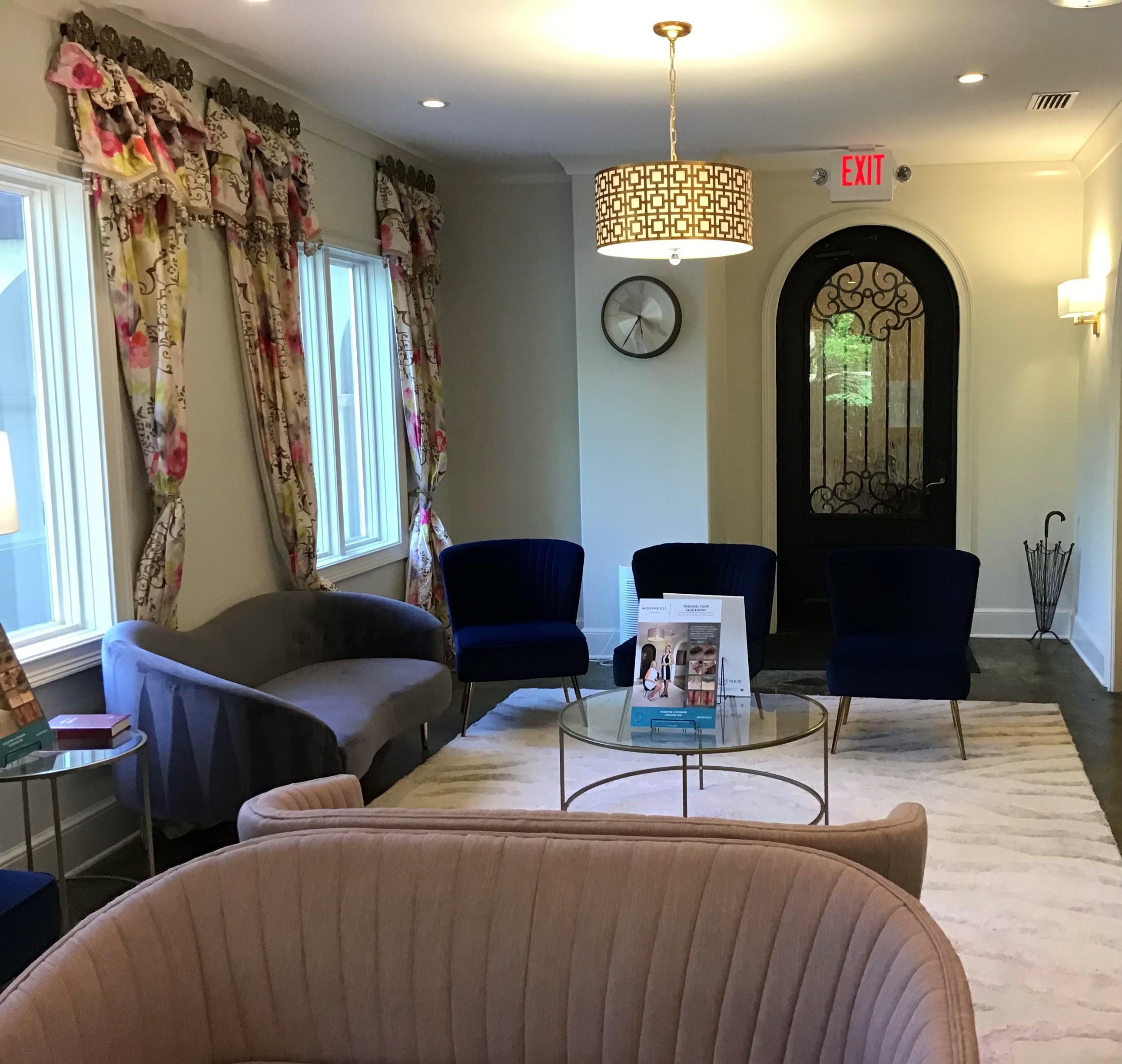 Southern Women's Specialists Gynecology and Urogynecologist Waiting room