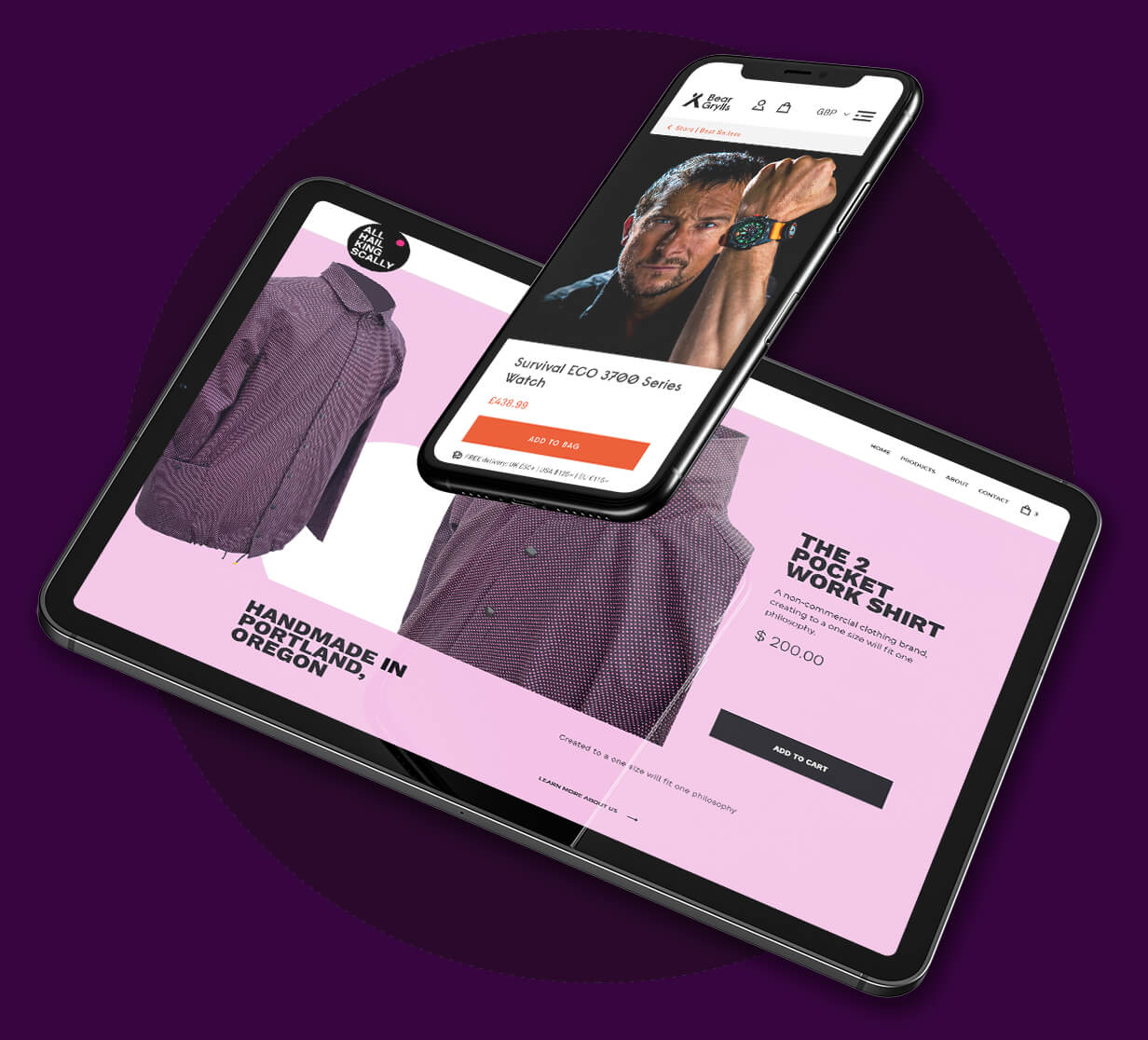 RetroFuzz eCommerce Websites