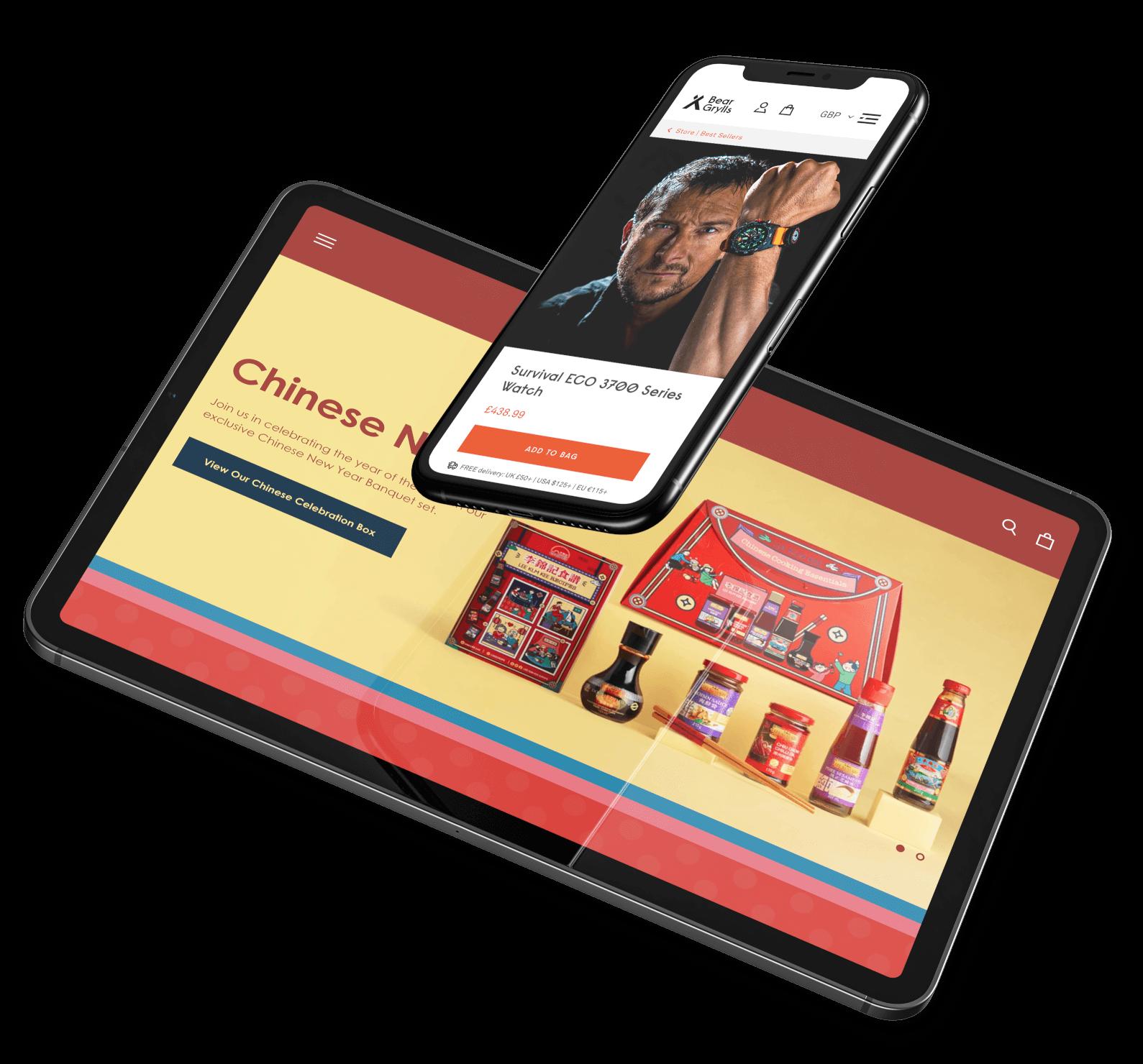 RetroFuzz eCommerce Websites