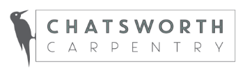 Chatsworth Carpentry Logo and Home Page