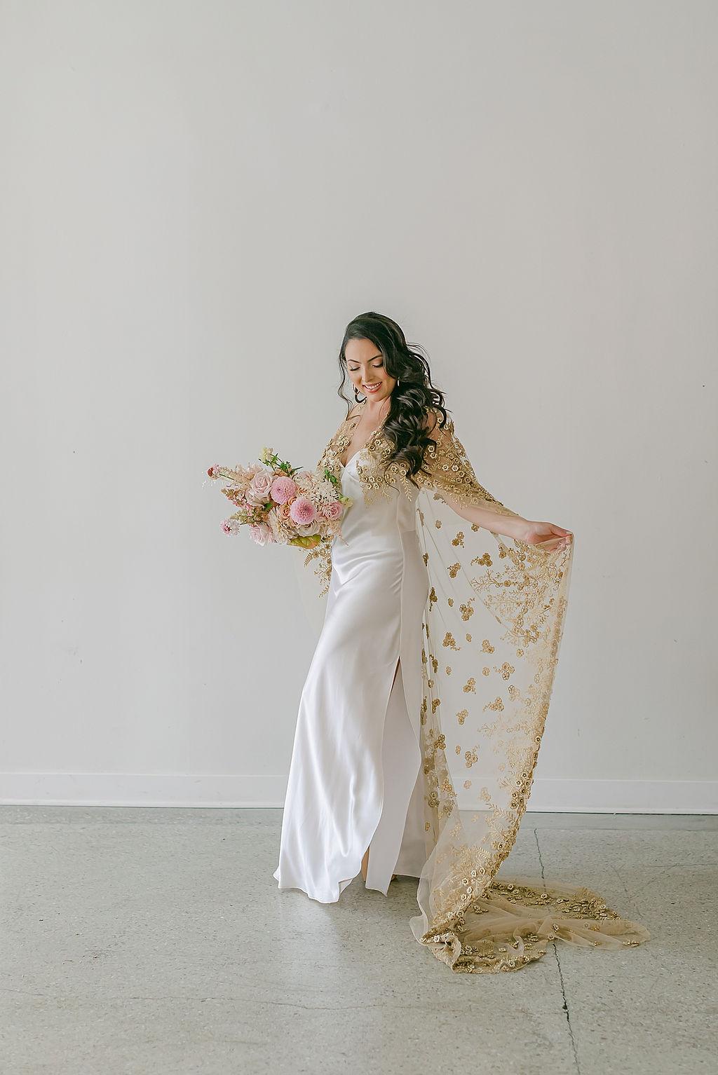 Palm Springs European Style Wedding Inspiration