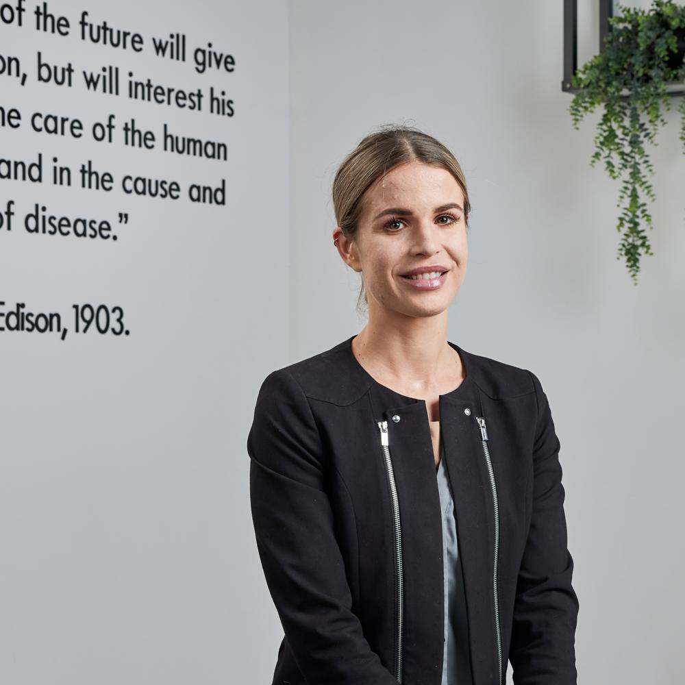 Rachel Bowden, Edison Clinician