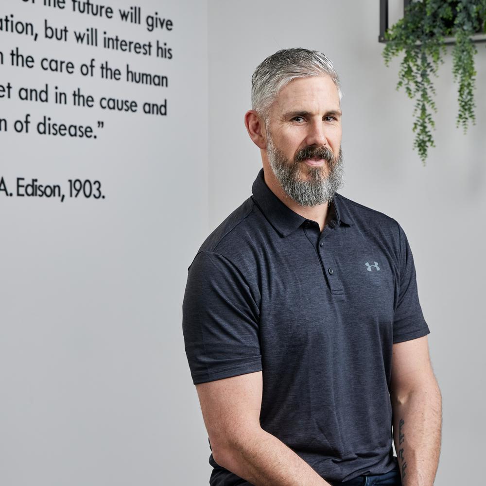 Rodney O'Sullivan, Edison Movement Specialist