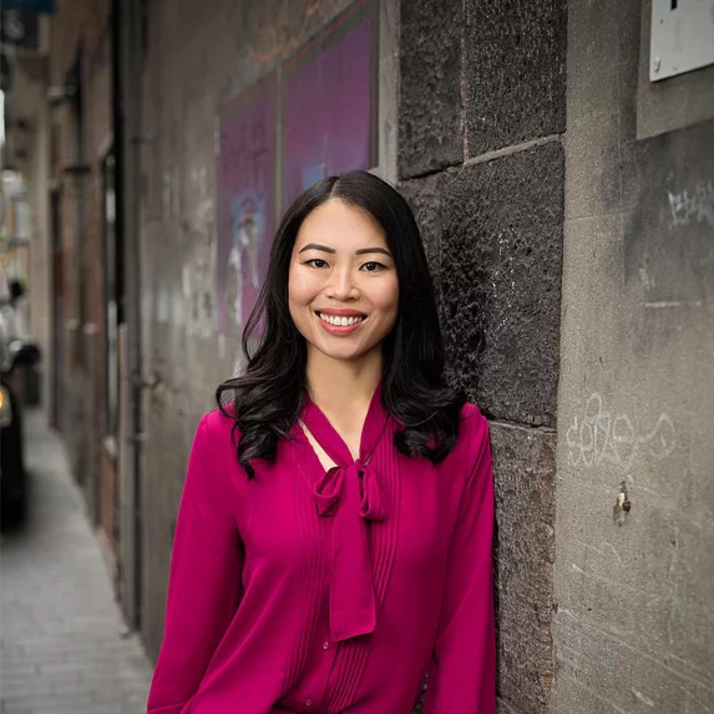 Joyce Wong, Edison CFO