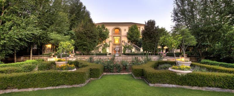 Villa event location