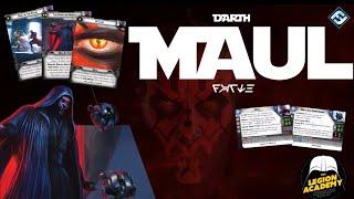 Darth Maul Reveal Discussion